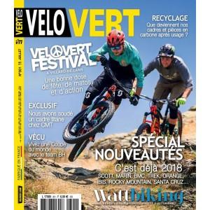 Vélo Vert Juillet 2017 (N°301)